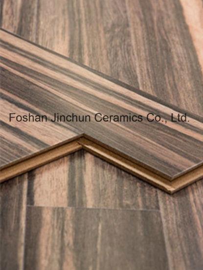 China Waterproof High Density Laminate Flooring Tile China Tile