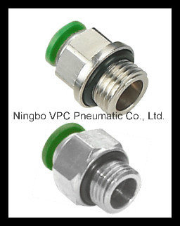 Quick Pneumatic Connector Plastic Pneumatic Fitting; Push in Fittings; One Touch Fittings; Tube Connector pictures & photos