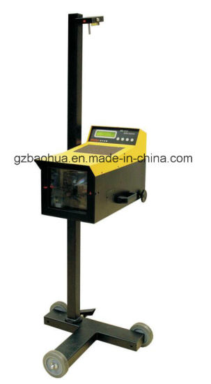 Semi-Automatic Headlight Tester/Headlamp Tester/Automobile Headlight Detector pictures & photos