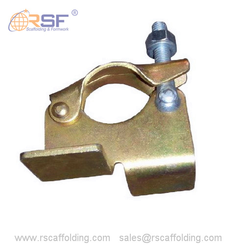 Forged Board Retainging Coupler Scaffold Clamp