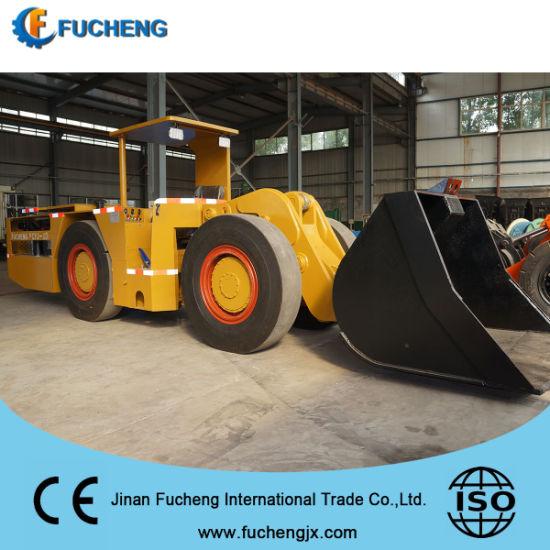 New diesel mining underground wheel loader with hydraulic working system
