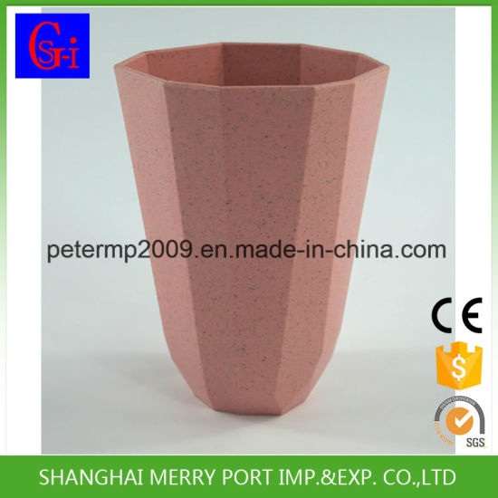 100% Natural BPA Free 350ml Wheat Fiber Coffee Mug, Drinking Cups, Water Cups pictures & photos