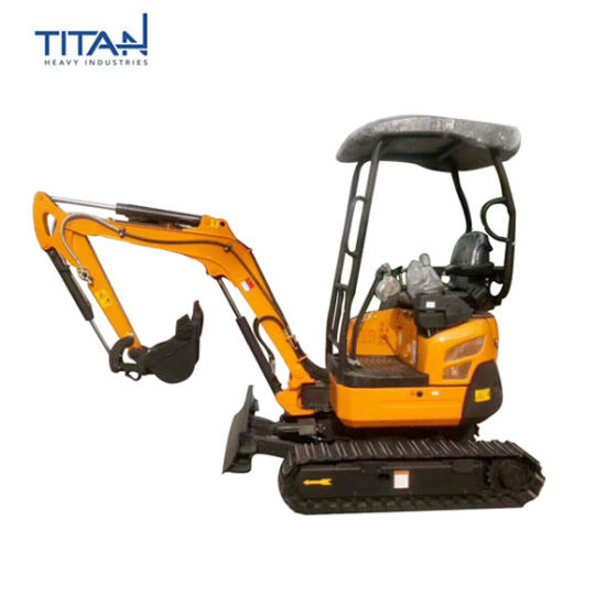 Cheap Mini Excavator for Sale 2.0 Ton with Ce ISO