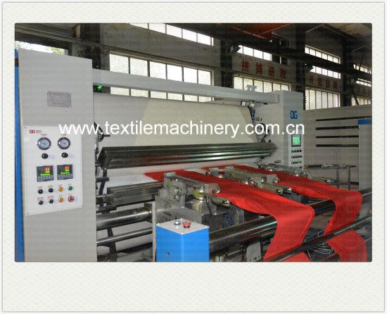 Tubular Fabric Pre-Shrinking Machine/ Compacting Machine/Tubular Compactor with Precision Folding Machine
