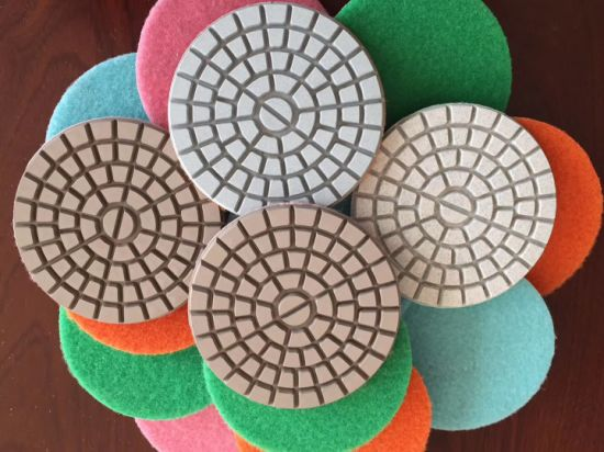 "50 Keen Abrasives 3/"" Self Adhesive Sanding Discs 1500 Grit"