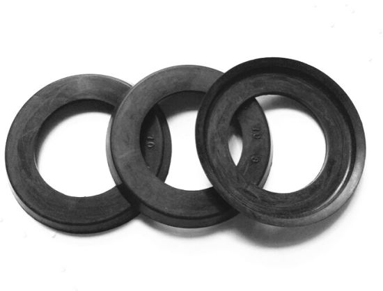 China L Shaped Piston Seal Ring / Dust Proof Sealing - China Rubber ...