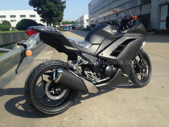 150cc 250cc Racing Bike Heavy Bike with Cool Color Black Color pictures & photos