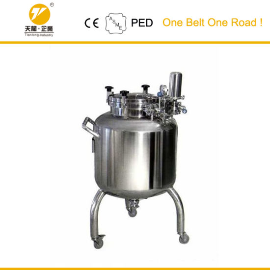 Movable Stainless Steel Mixing Equipment