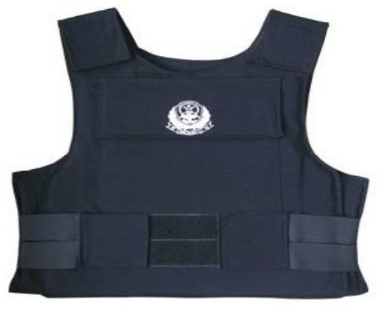 Stab Resistant Cloth Tactical Uniform Bulletproof Vest
