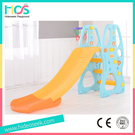 China Indoor Slide for Kids (HBS17026B) - China Plastic Toys, Toys