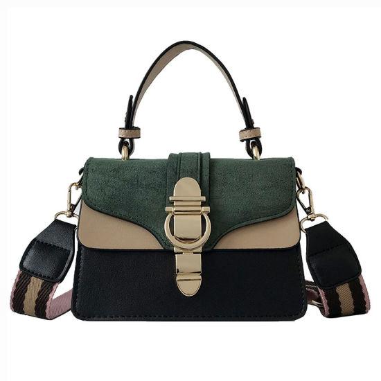Wholesale Women Retro PU Shoulder Bags
