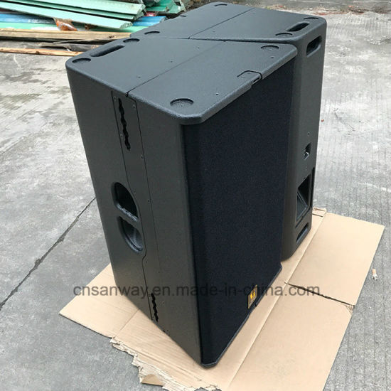 T24n Dual 12 Inch Loudspeaker with Excellent Speech Intelligibility and Musicality pictures & photos