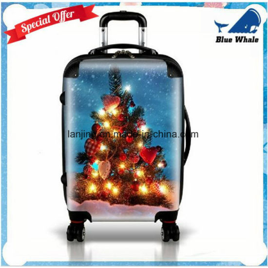 "Lj1-218 19"" ABS Luggage Hockey Sport Trolley Bag pictures & photos"
