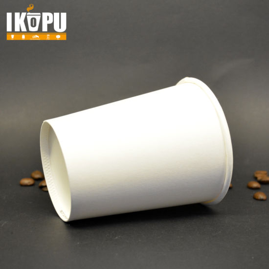 Eco Firendlypla Paper Cup with Lid pictures & photos