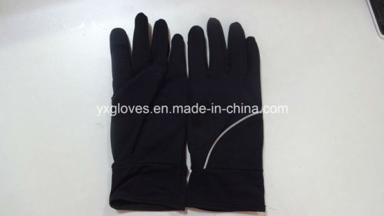 Running Glove-Sporting Glove-Safety Glove-Working Glove-Hand Glove-Cheap Glove pictures & photos