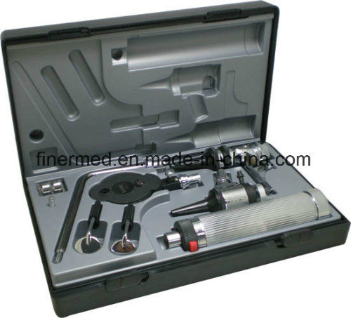 Medical Riester Ophthalmoscope Otoscope Set pictures & photos
