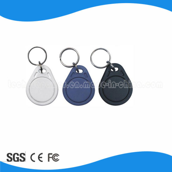 13.56MHz Smart RFID Keyfob Keytag for Access Control System pictures & photos