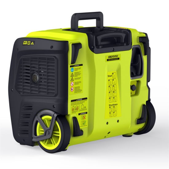 2kw Portable Gasoline Inverter Generator (SE2000I) pictures & photos