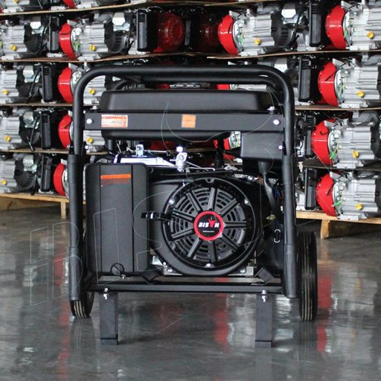 Bison (China) BS7500m (H) 6kw 6kVA Household Long Run Time Reliable ...