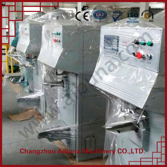 Semi-Automatic Pneumatic-Valve Dry Mortar Packing Machine pictures & photos