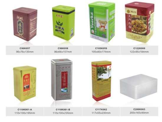 Foods Metal Box of Stamping Die pictures & photos