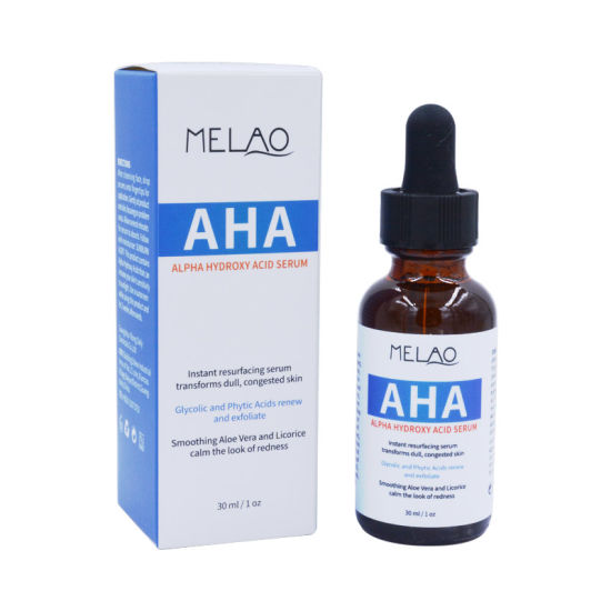 Private Label/OEM/ODM 30ml Alpha Hydroxy Acid Serum