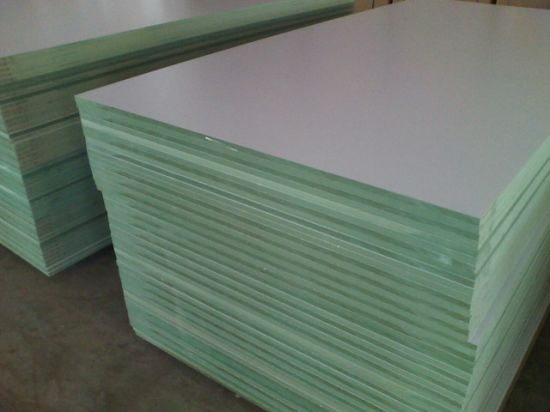Full Poplar 4*8 Size Hmr /Water-Proof Melamine MDF pictures & photos