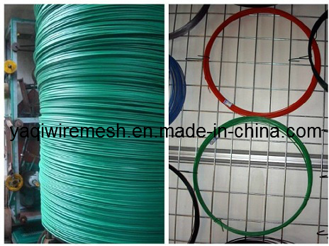 China Supplier of PVC Coated Wire in High Quality