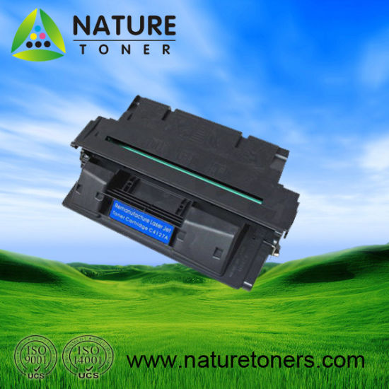 Remanufactured Black Toner Cartridge for HP C4127X