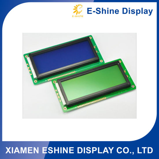 Stn 192X64 LCD Display for Electronic Components