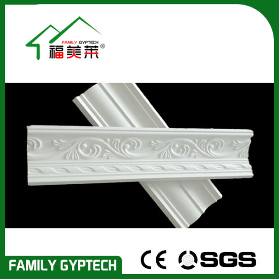 Gypsum Crown Moulding for Ceiling Decoration pictures & photos