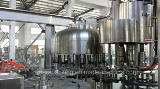 Monoblock Mineral Water Bottling Line