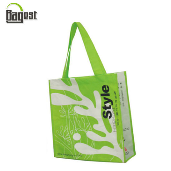 c199a4b833 Eco Friendly Logo Printed PP Non Woven Bag with Lamination pictures   photos