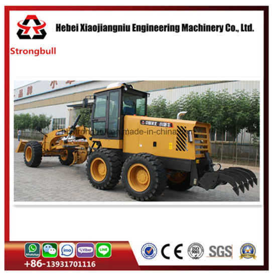130HP China Good Price Small Land Leveling Machine Motor Grader Manufacturer for Road Construction pictures & photos