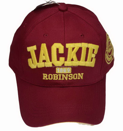 Wholesale Custom Cotton Sports Cap with Embroidery
