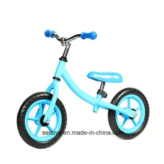 China Good Quality Cheap Price Steel Frame Children Walking Bike ...
