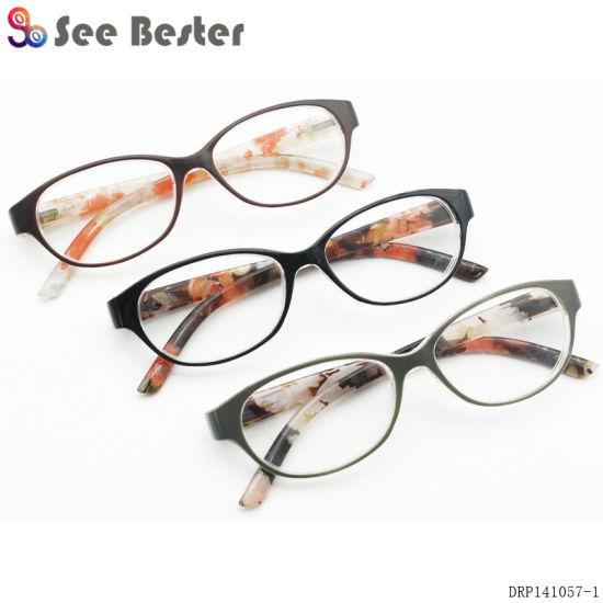 2360c2144da9 China Unisex Eyeglasses Fashionable Plastic Reading Glasses - China ...