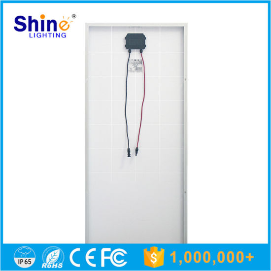 3-300W Competitive Price High Efficiency Solar Panel pictures & photos