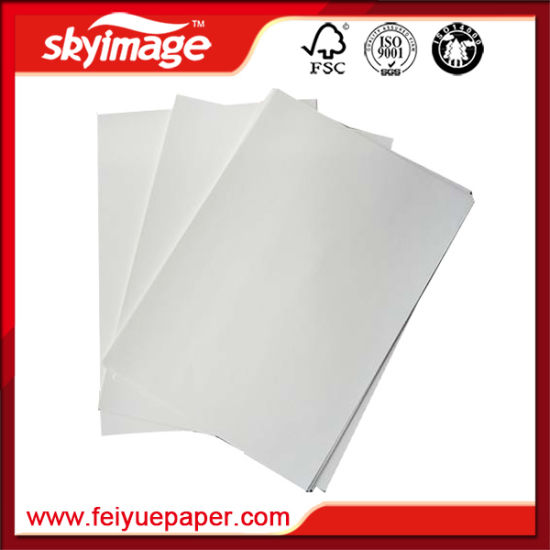 High Quality A3/A4 Sublimation Paper for T-Shirts Printing pictures & photos