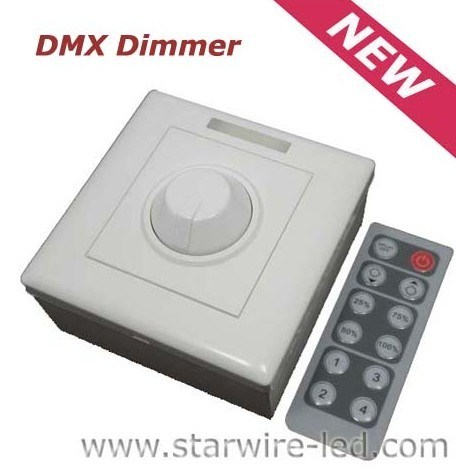 12V Remote Controller/DMX LED Dimmer Control pictures & photos