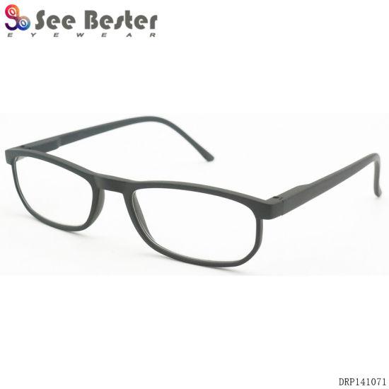 China See Bester Most Popular Eyeglasses Frame Plastic Reading