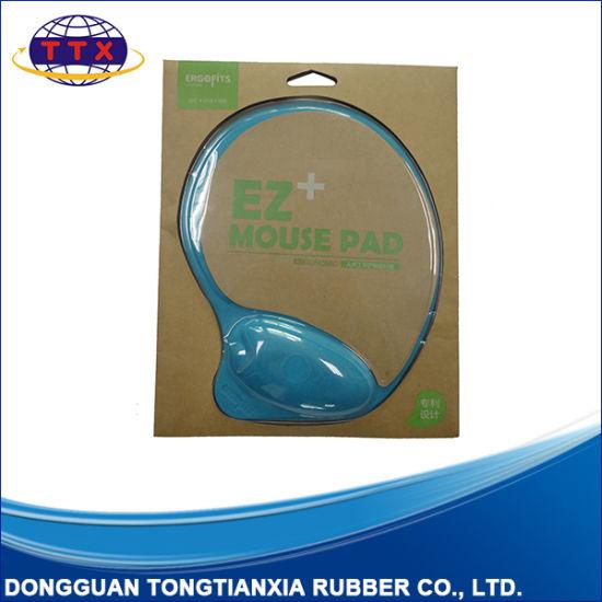 Custom Gift Box Packing Wrist Rest Mouse Mat