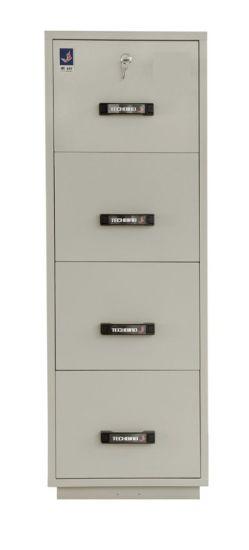 Fire Resistant Filing Cabinet, 1 Hour Vertical Cabinet (750FRD-4001)