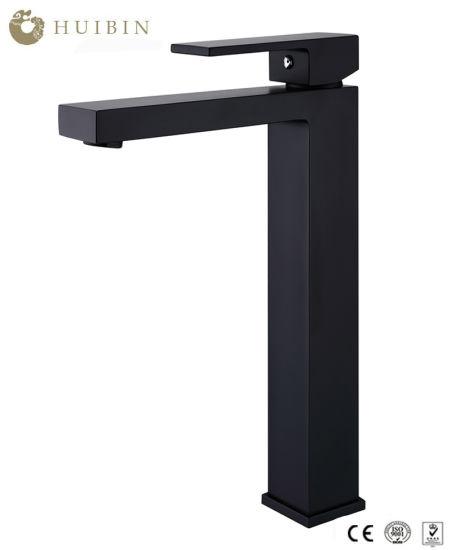 Lead Free Bathroom Faucet Single Hole Solid Brass Bathroom Sink Mixer Tap ORB