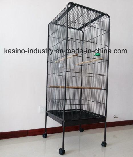 High Quality Removable Metal Breeding/Parrot/Bird/Aviary Cage with Flat Roof Bc102