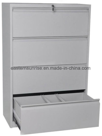 Office Furniture Four Drawer Metal Steel Iron Storage Cabinet pictures & photos