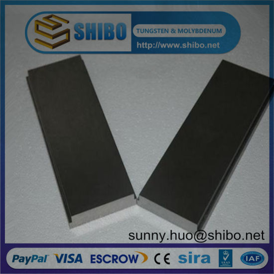 Good Hardness Tungsten Sheets for High Temperature Furnace pictures & photos