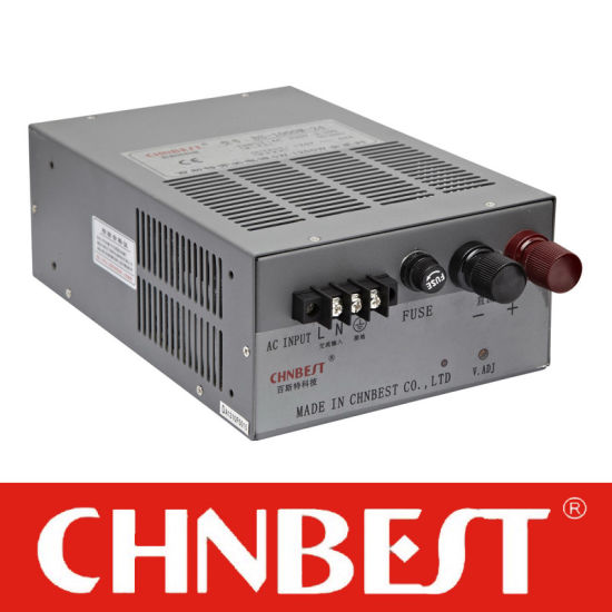 1000W 24V Switching Power Supply with CE and RoHS (BS-1000W-24)