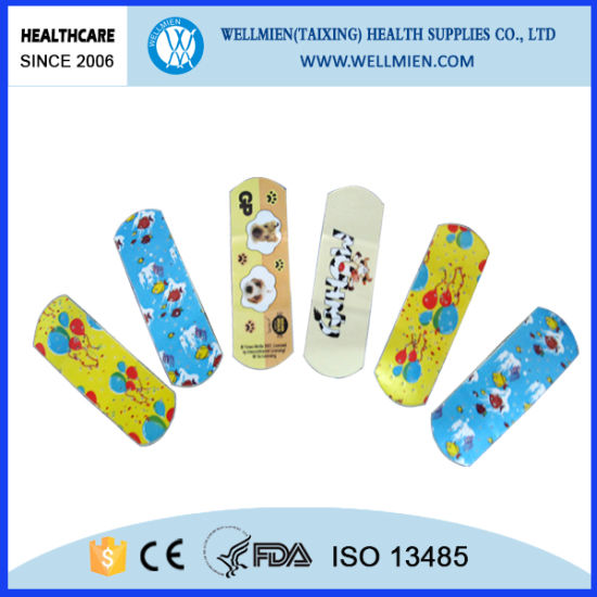 Fashionable Cartoon Wound Care Plaster (WM-BD23109) pictures & photos