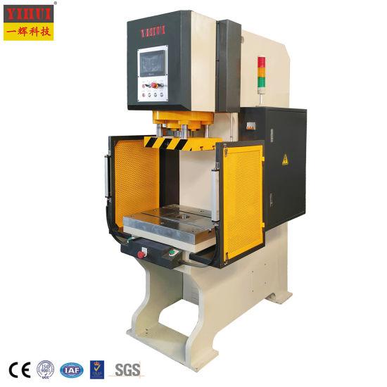 Multifunction Pressfit U Open C Frame Bimetal Rivet Press Price